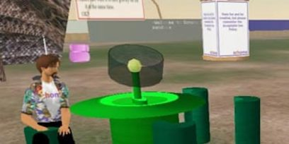 Schools Enter Second Life